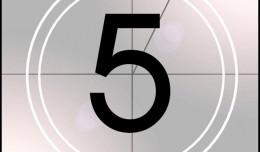 Movie Countdown Number 5