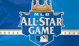 MLB All Star Game 2012 Logo