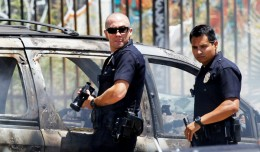 End of Watch still