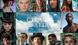 Cloud Atlas face collage