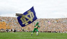 Michigan State Spartans v Notre Dame Fighting Irish