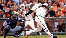 Pablo Sandoval World Series 2012