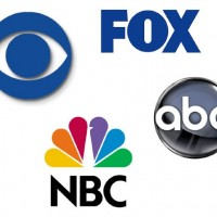 Network Logos ABC CBS NBC FOX