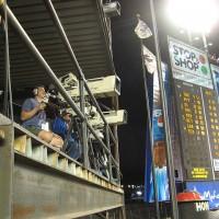 Skedball Cameras Shea Stadium