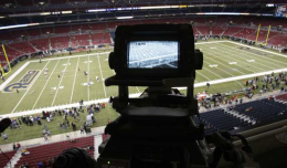 Skedball NFL TV Camera