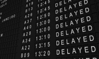 Flight Deparate Board Delay 2