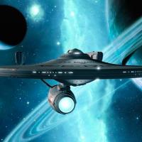 Star Trek Beyond USS Enterprise