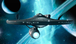 Star Trek Beyond USS Enterprise