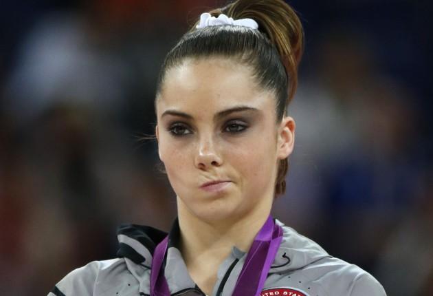 McKayla Maroney Not Impressed Face