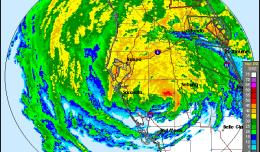 Radar Tampa Hurricane Irma 2017 09 10